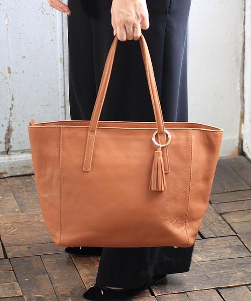 売れ筋商品 牛革 A4トートバッグ(トートバッグ)|Riletto(リレット)のファッション通販, カミカワチマチ:28ef77f1 --- 888tattoo.eu.org