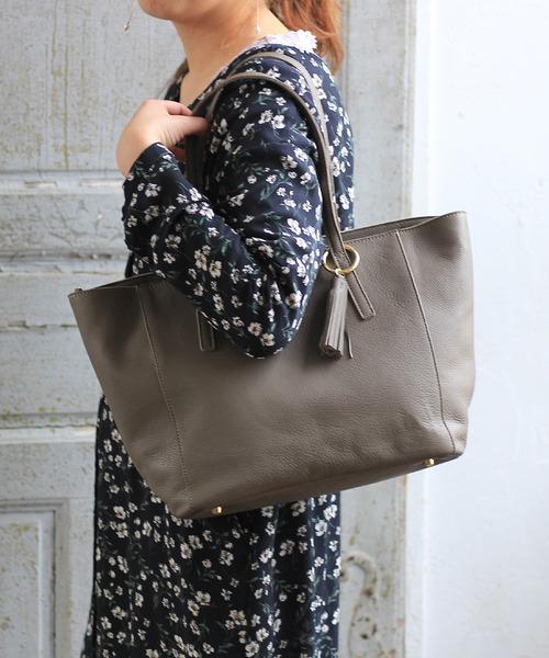 新作 牛革 A4トートバッグ(トートバッグ)|Riletto(リレット)のファッション通販, お買い得モデル:22ad6589 --- 888tattoo.eu.org