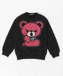 HELLO BEAR pt スウェット【XS/S/M】ブラック