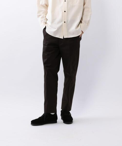 <Steven Alan> TUF/CN STANDARD TAPERED PANTS-JUST/パンツ