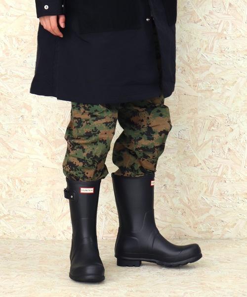【 HUNTER / ハンター 】MENS ORIGINAL SHORT MFS9000RMA HUT