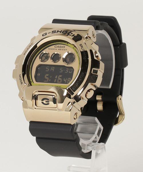 【 CASIO / カシオ 】G-SHOCK Gショック GM-6900G-9 GOLD/ゴールド DKS