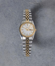 <SEIKO(セイコー)>FLUTEDBEZEL 腕時計(腕時計)