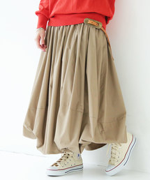 somari(ソマリ)のsomari変形デザインシャーリングバルーンスカート(スカート)