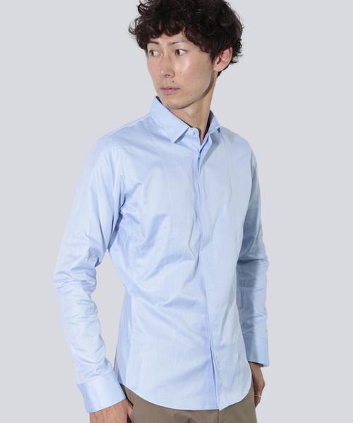 【2019 新作】 DRESS SHIRTS(シャツ/ブラウス)|junhashimoto(ジュンハシモト)のファッション通販, 長陽村:d3502439 --- wm2018-infos.de
