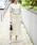 ROPE'(ロペ)の「【ドラマ着用】【セットアップ対応】オーガニックコットンリブニットスカート(スカート)」 詳細画像