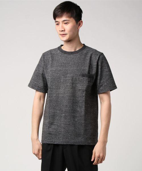 JACKMAN / ジャックマン 度詰めTシャツ DOTSUME TEE