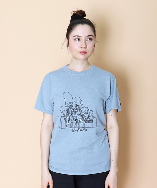 【 simpsons / シンプソンズ 】 BONE Tシャツ