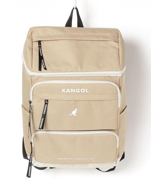 【 KANGOL / カンゴール 】バックパック リュック デイパック KGSA-BG0146 DYS・・