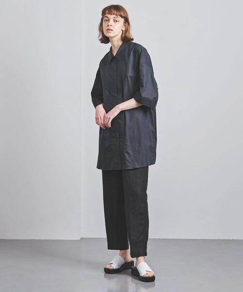 <LEMAIRE(ルメール)> ロング シャツ ■■■
