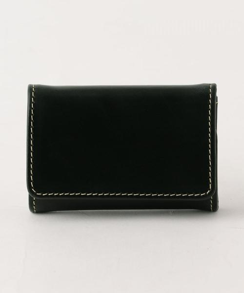 <Whitehouse Cox(ホワイトハウスコックス)> COIN CASE/コインケース