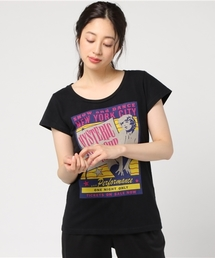 BILLIE HOLIDAY POSTER プリント Tシャツ