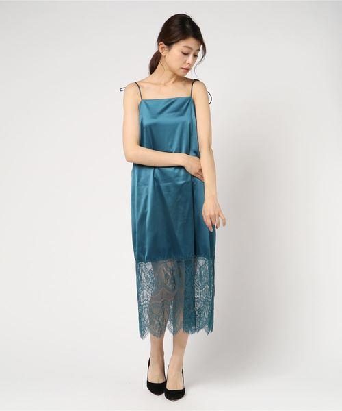 キスマイデイレースドレス