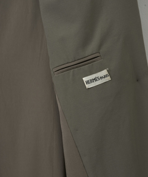 HERMES(マルジェラ期)。 / Tailored Jacket