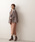 PROPORTION BODY DRESSING(プロポーションボディドレッシング)の「千鳥チェックダブルジャケット(テーラードジャケット)」|ブラウン