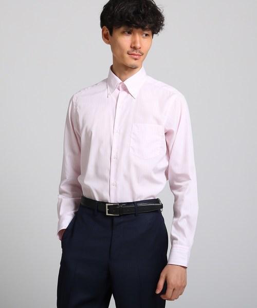 最適な価格 クラスターストライプシャツ(シャツ/ブラウス) TAKEO|TAKEO KIKUCHI(タケオキクチ)のファッション通販, はせがわ酒店:305b1702 --- pyme.pe