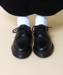 【Dr.Martens / ドクターマーチン】1461 MONO 3EYE SHOE モノトーン 3アイレット シューズ レザーシューズ 革靴 短靴 14345001ブラック