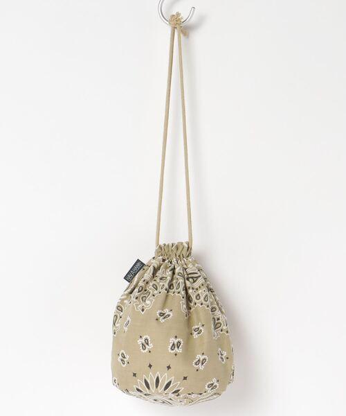 ∴【 HAV-A-HANK / ハバハンク 】BANDANNA  DRAWSTRING BAG バンダナ 巾着バッグ