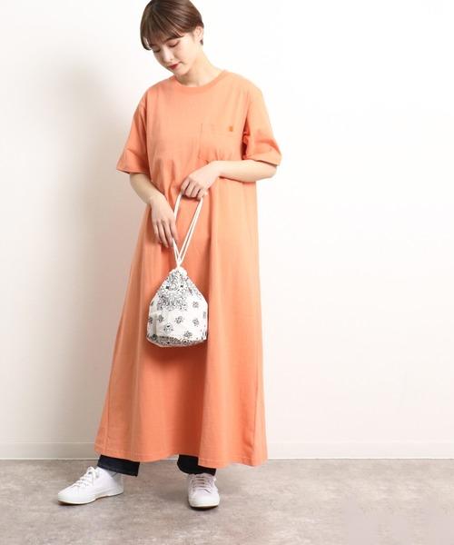 【 HAV-A-HANK / ハバハンク 】BANDANNA  DRAWSTRING BAG バンダナ 巾着バッグ