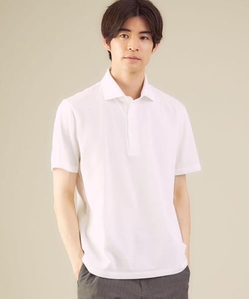 [ ジム ] gim アメリカン シーアイランド ポロシャツ