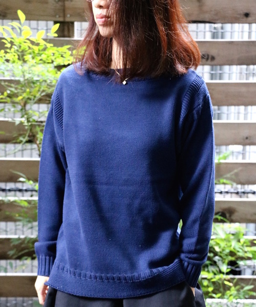 SUNNY SPORTS/サニースポーツ FISHERMANS SWEATER
