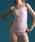 Tuche(トゥシェ)の「【Tuche(トゥシェ)】ピンと背筋がきれいの秘訣のカップ付キャミソール(その他アンダーウェア/インナー)」|ピンク系その他