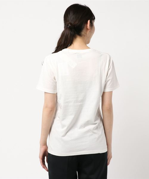 (BANKS JOURNAL)グラフィックプリントTシャツ