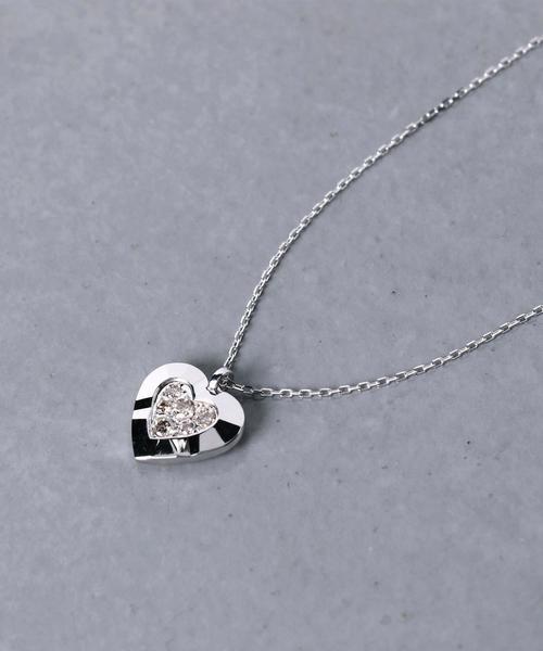 <BROWN DIAMOND(ブラウン ダイヤモンド)>BMO008W ネックレス ■■■▲