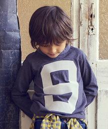RUGGEDWORKS(ラゲッドワークス)のカチオン切替ロングTシャツ(Tシャツ/カットソー)