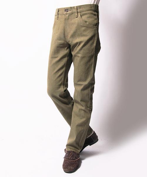 新品同様 【セール】mean ストレッチカラーデニムパンツ(デニムパンツ)|mean(ミーン)のファッション通販, 【内祝い】:2ee27fe1 --- fahrservice-fischer.de