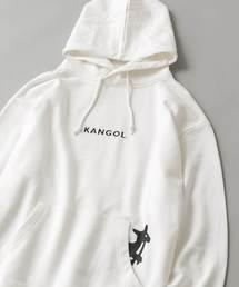 KANGOL(カンゴール)の【KANGOL/カンゴール】別注隠れカンガループルパーカー/ビッグシルエット(パーカー)