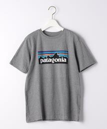 ★【patagonia(パタゴニア)】17 B P-6 ロゴ Tシャツ