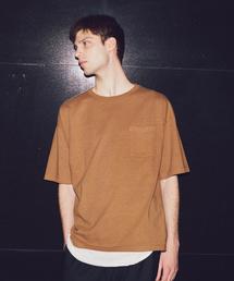 <CALUX × monkey time>  OVDY 1POC BIG T/Tシャツ ◆