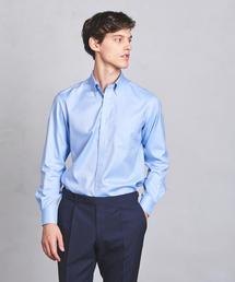 UADB イージーケア ロイヤルオックス ボタンダウン シャツ ◆