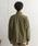URBAN RESEARCH DOORS(アーバンリサーチドアーズ)の「スタンドミリタリージャケット(ミリタリージャケット)」|詳細画像