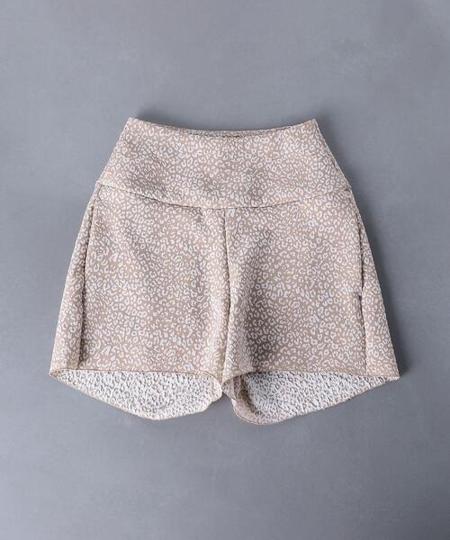 <TAARA clothing(タアラ クロージング)>ハイウエスト ショーツ