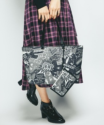 HYSTERIC GLAMOUR(ヒステリックグラマー)のHG-WICKED-WAY JQ トートバッグ(トートバッグ)