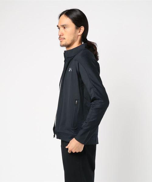 メンズ ランニングジャケット / コールドギアニットジャケット