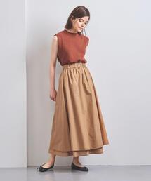 SFL ロング フレア スカート