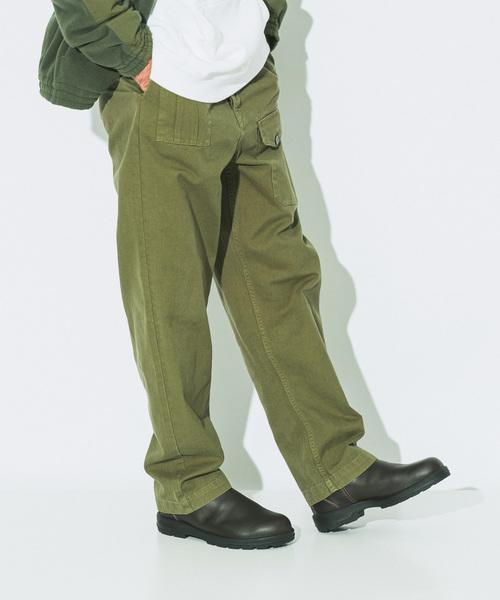 日本限定 Nigel WW2 Cabourn/ LYBRO & WW2 JACK パンツ(カーゴパンツ)|JACK & MARIE(ジャックアンドマリー)のファッション通販, 南国フィジーの天然水、輸入直売店:01091012 --- svarogday.com