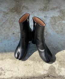 【chuclla】TABI short boots  chw1009ブラック