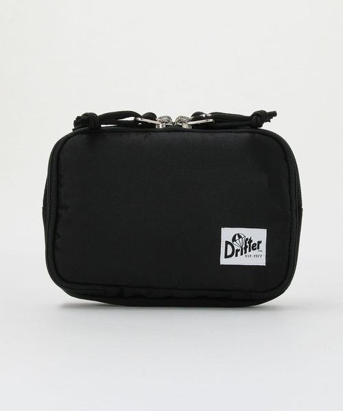 <Drifter> マルチ ポーチ