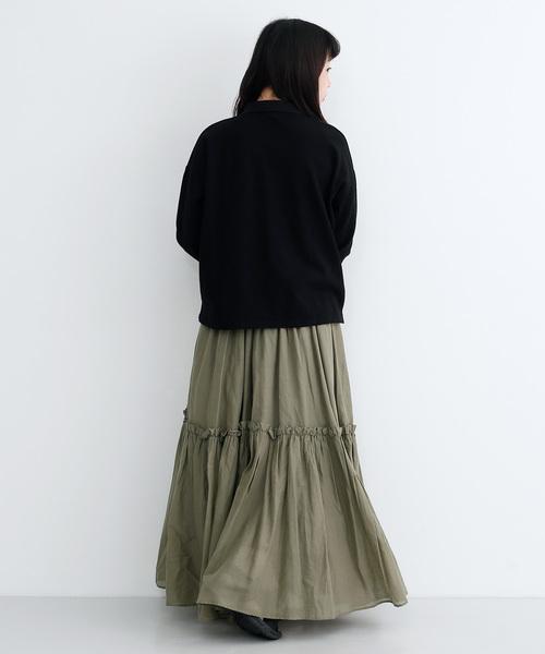 コットンポロシャツ1285