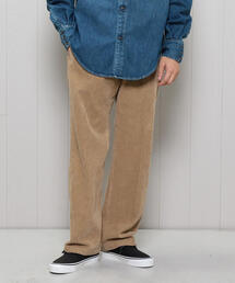 <H>CORDUROY TROUSERS/パンツ