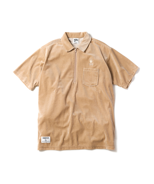 新作人気 BILLIONAIRE ICECREAM BOYS CLUB HAND SHIRT SIGN VELOURS HALF CLUB ZIP S/S SHIRT 19SPRING(シャツ/ブラウス)|BILLIONAIRE BOYS CLUB(ビリオネア・ボーイズ・クラブ)のファッション通販, SMARQUE:d8bdfc72 --- mycollectors.co.uk