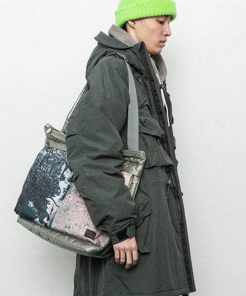 【2019秋冬】BAL x PORTER FLGHT NYLON HELMET BAG by Jose Parla(ホセ・パルラ)