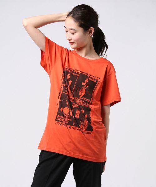 超高品質で人気の NIAGARA/WHO SHOT HER SHOT pt HER ビッグTシャツ(Tシャツ/カットソー) pt|HYSTERIC GLAMOUR(ヒステリックグラマー)のファッション通販, トラックショップなかむら:1f312f16 --- skoda-tmn.ru