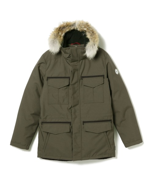 2019年秋冬新作 Quartz Co. / SIRIUS 4ポケット ダウンジャケット, アールワイレンタル 137bb08a