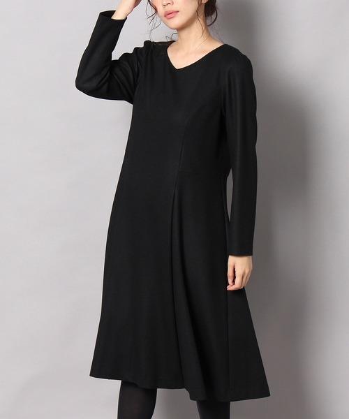最安値 圧縮ウールフィット&フレアワンピース(ワンピース) Rose Tiara(ローズティアラ)のファッション通販, YSEショップ:042835c5 --- wm2018-infos.de