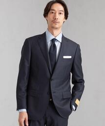 CLASSICAL SPINNER シャークスキン 2B BW NT HP スーツジャケット<Super 120's>